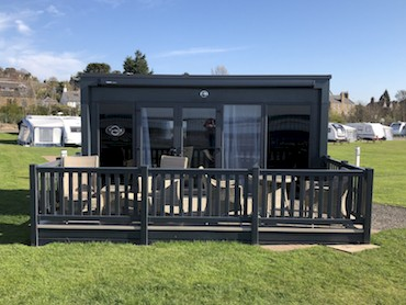Pod for rent in Scotland